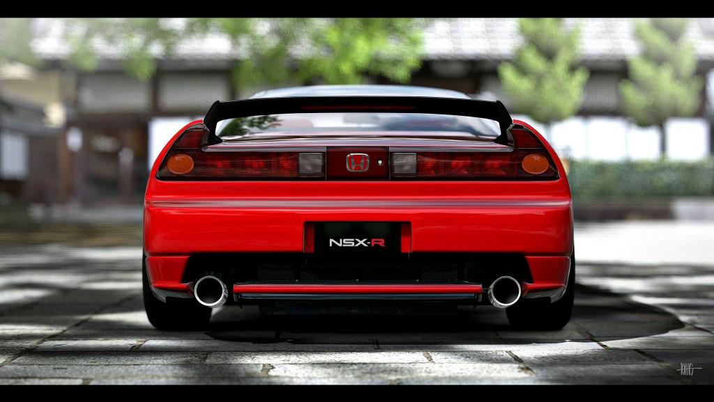 red-nsx