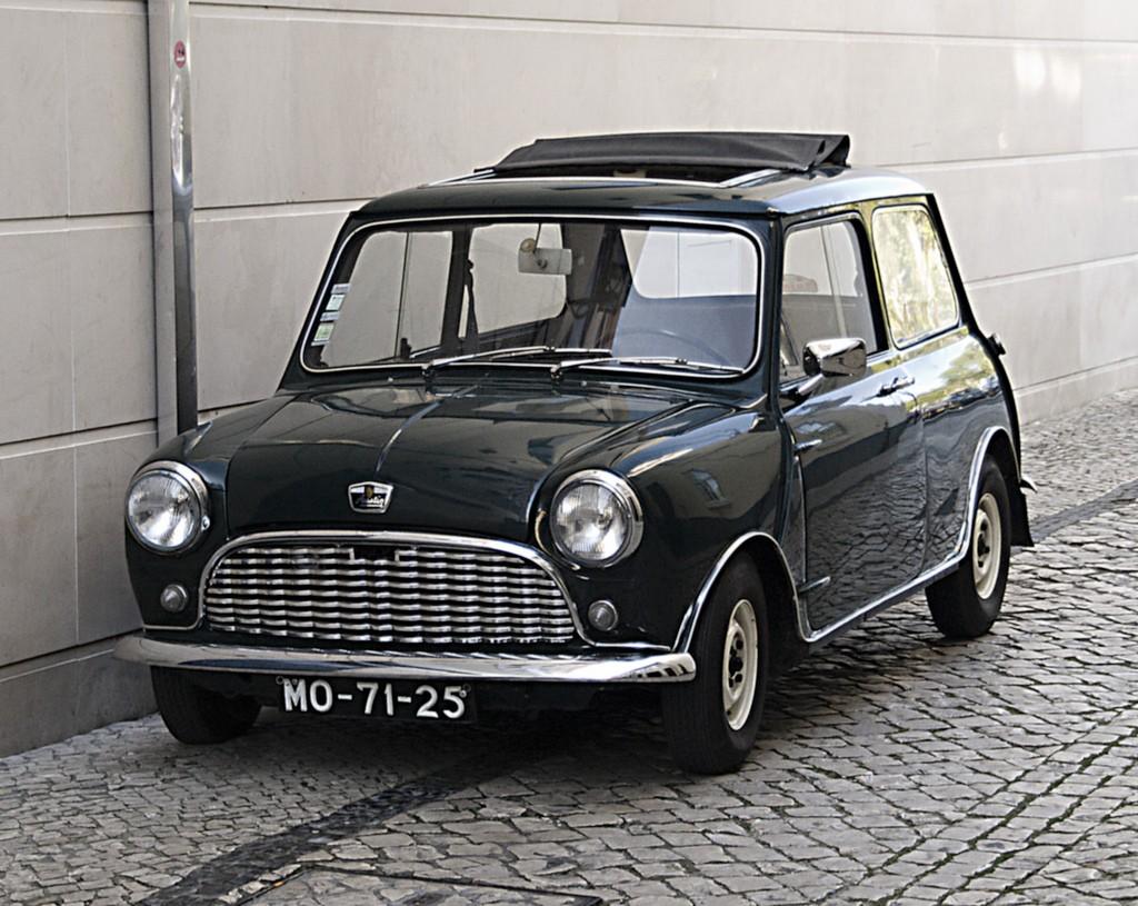 Minutia Detailing Small Car, Big Dreams: The Mini - Minutia Detailing
