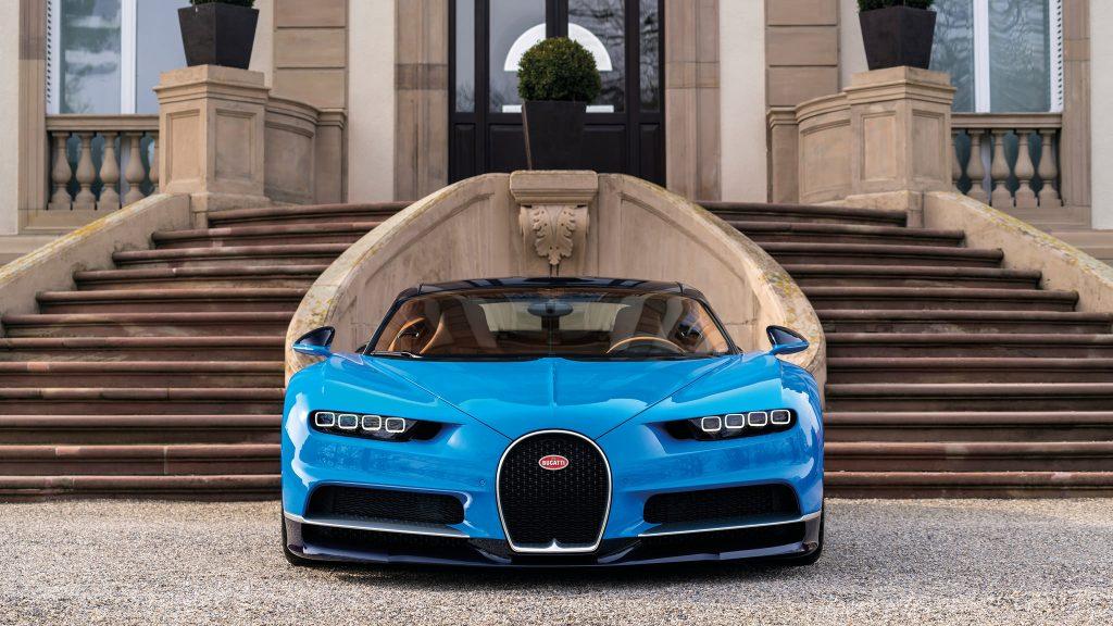 Bugatti Chiron © DJANDYW.COM